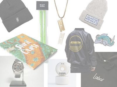 10 Last-Minute Gift Ideas from NY Skateboarding (2016)